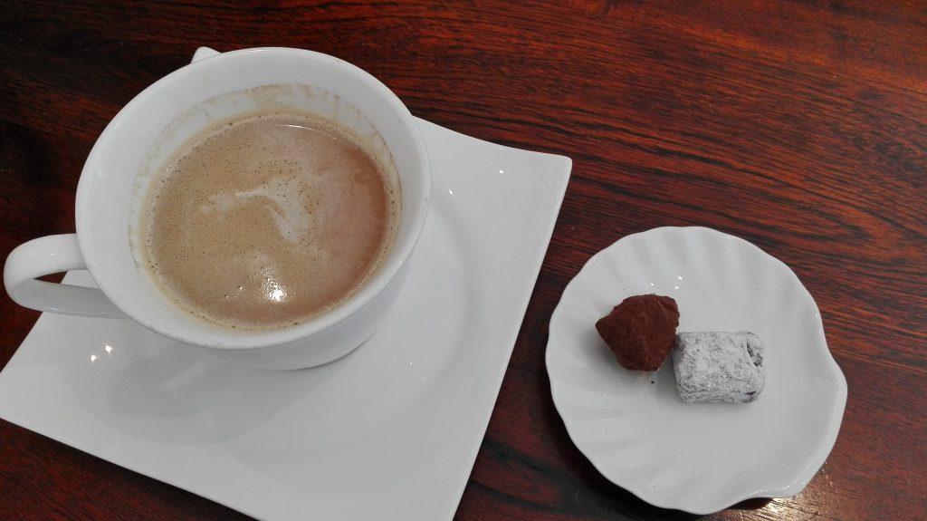 Das Mannheimer Schlosspflaster schmeckt besonders gut zu einer Tasse Kaffee