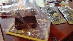 Für besondere Anlässe: Schokolade für Geldgeschenke