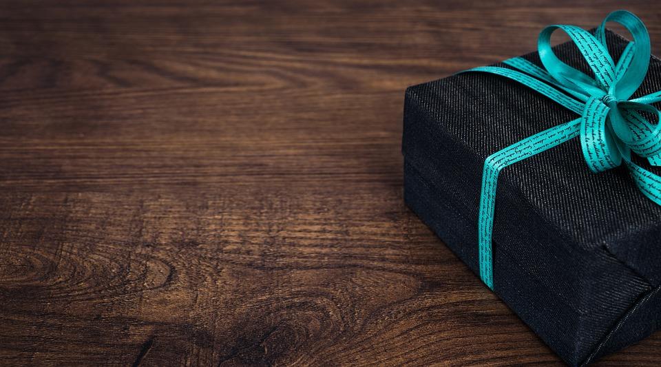 Eine Verpackung für dein Geschenk soll selbstverständlich gut aussehen